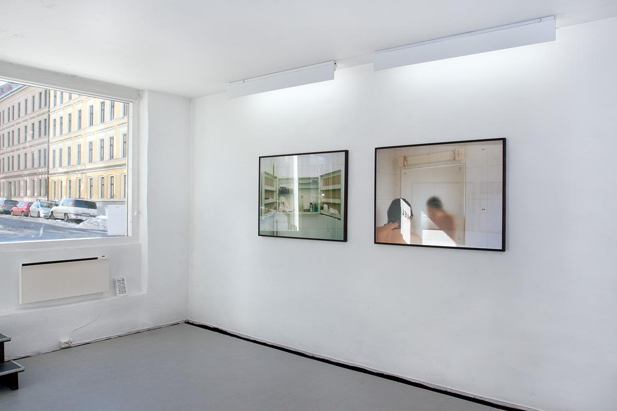 Geir Moseid - Plucked at MELK 2010