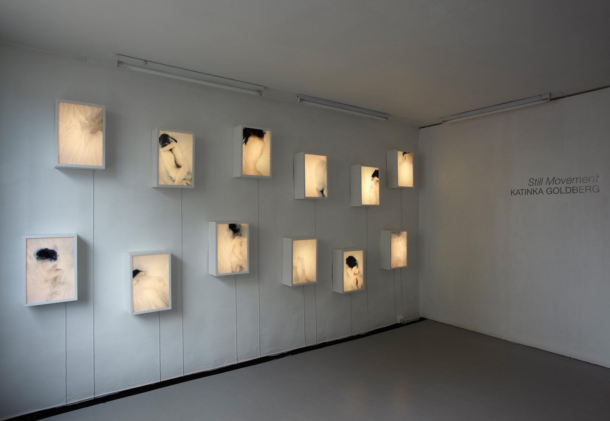 Katinka Goldberg - Still Movement at MELK