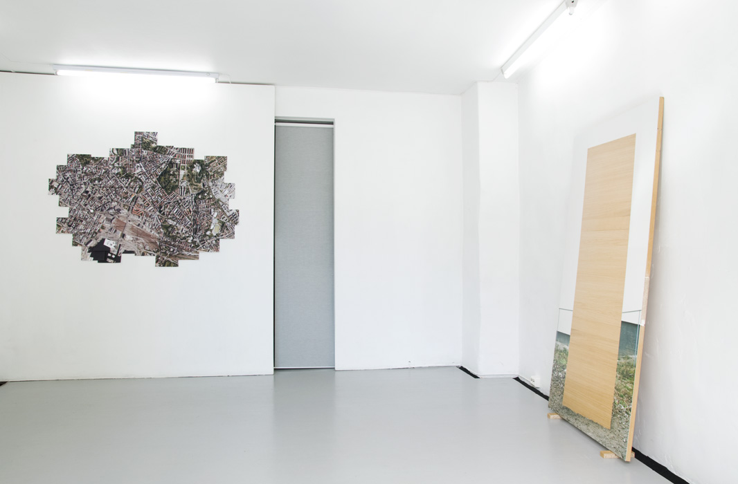 Sveinn Fannar Jóhannsson From a Point to Another / Material Studies​ at MELK
