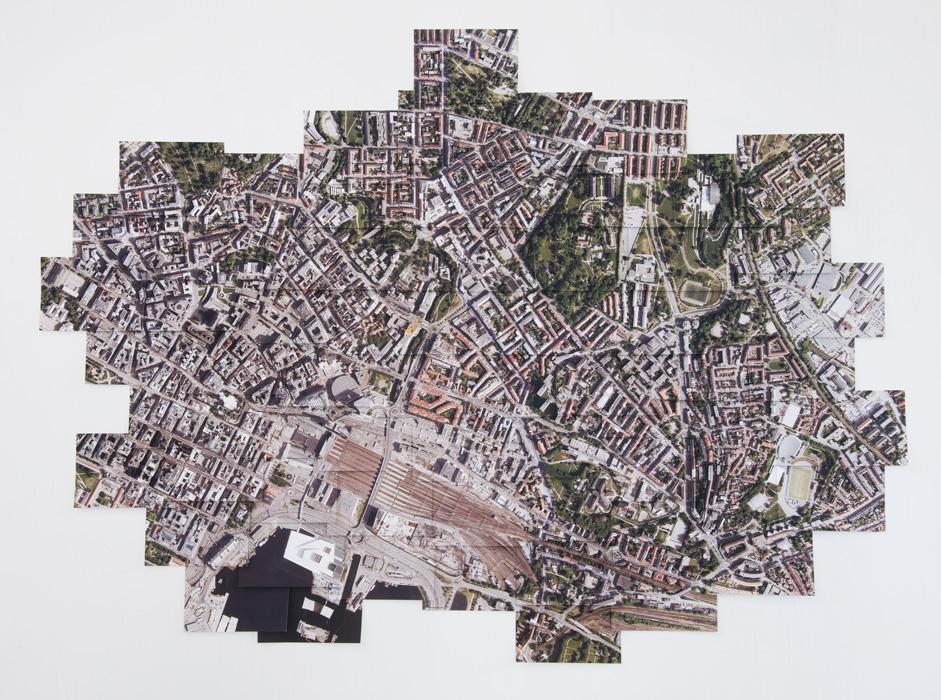 Sveinn Fannar Jóhannsson From a Point to Another / Material Studies at MELK