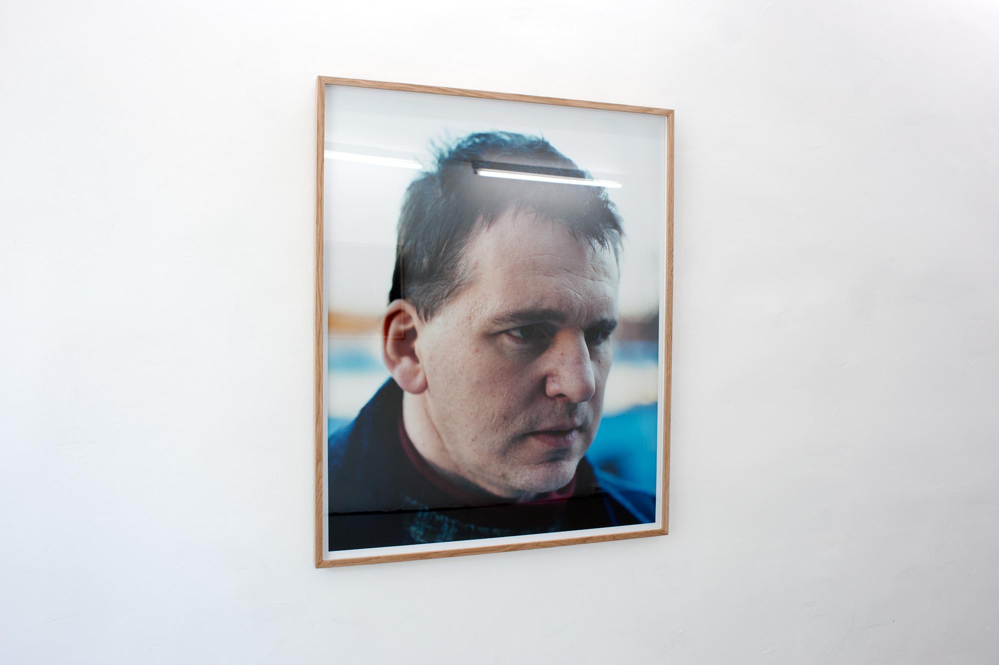 Verena Winkelmann, Hønefoss, 2007, 78 x 65 cm, Installation view MELK 2011