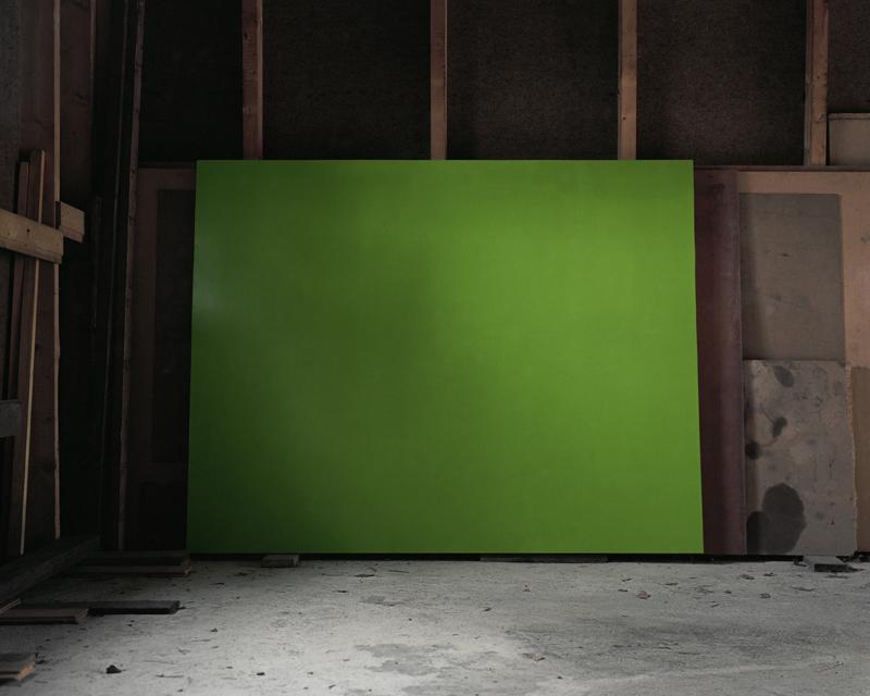 Linda Hofvander - Green - 2011