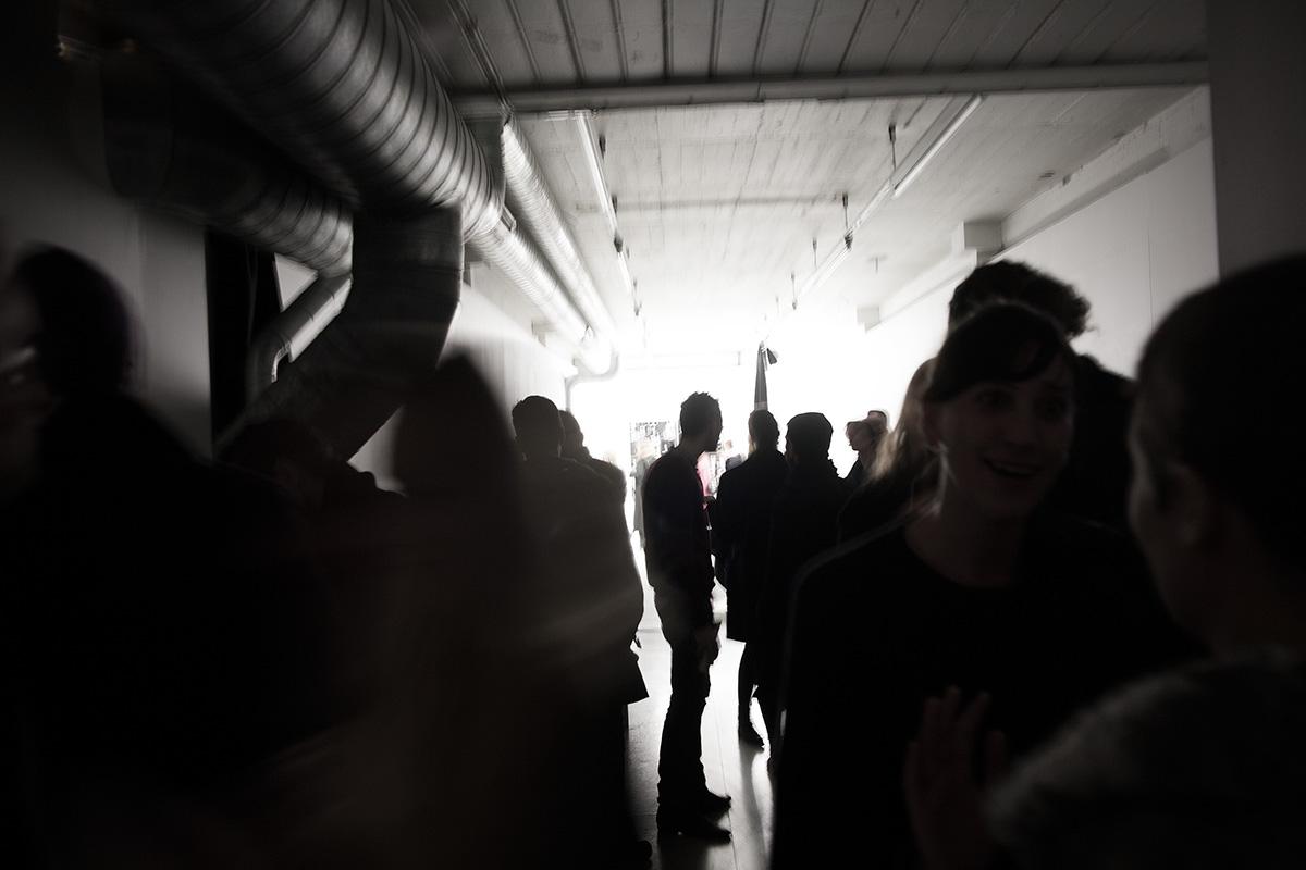 Emil Salto - Untitled Drama - opening night
