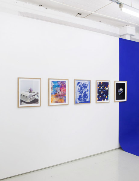 Installation view - Johan Rosenmunthe - Silent Counts - MELK 2013