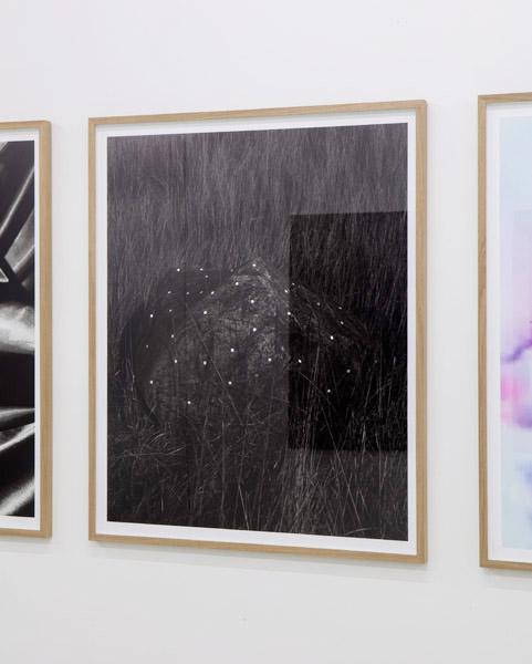 Installation view - Johan Rosenmunthe - Silent Counts - MELK 2013
