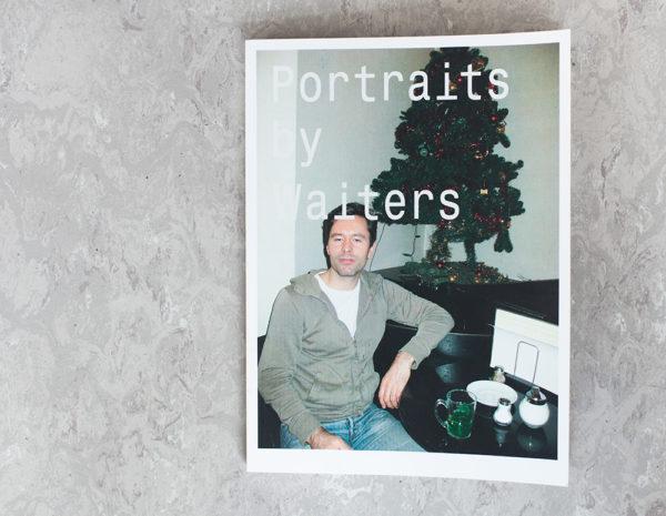 Sveinn Fannar Jóhannsson - Portraits by Waiters - Multinational Enterprises 2013