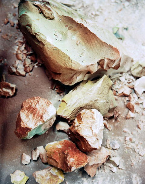 Linn Pedersen - Floor Arrangments - 71 x 56 cm - C-print ed of 5 - 2012