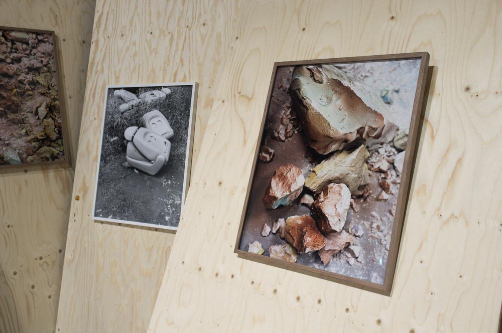 MELK + Unseen 2013 - work by Linn Pedersen and Marthe Elise Stramrud