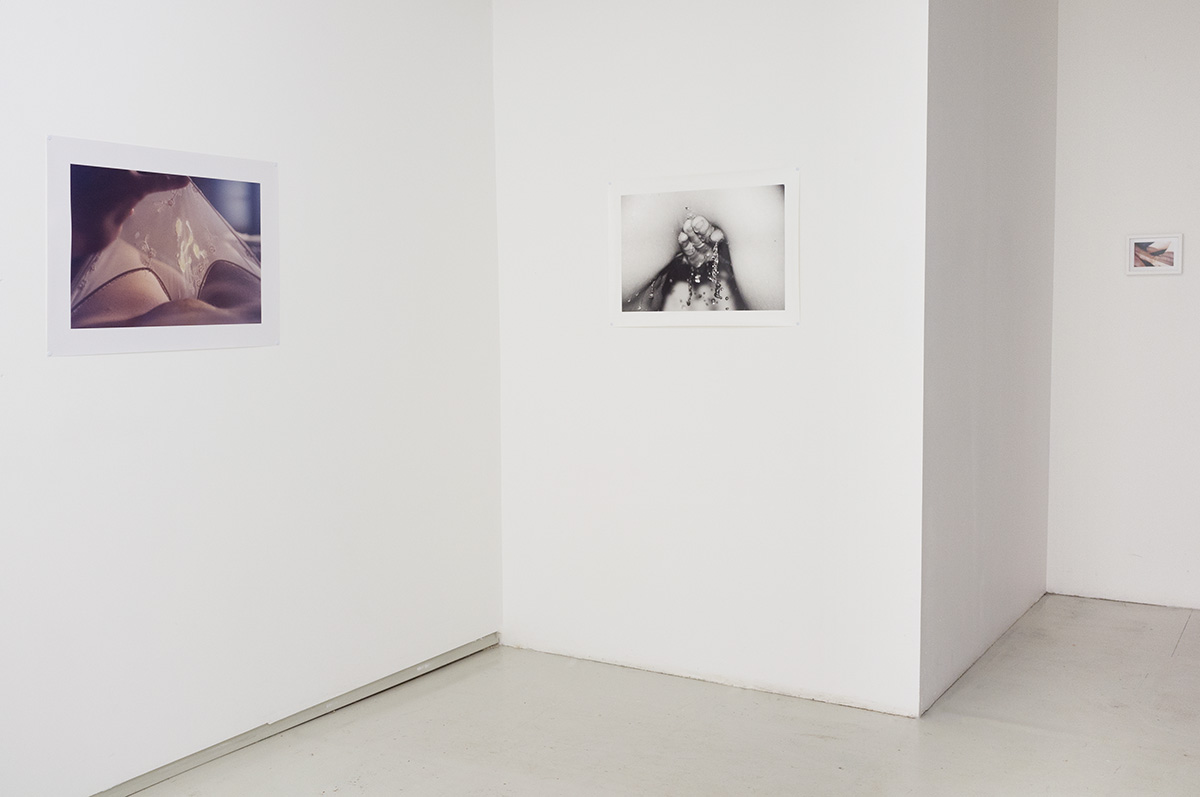 Lina Scheynius - Exhibition 02 (excerpts from the diary series) MELK 2014