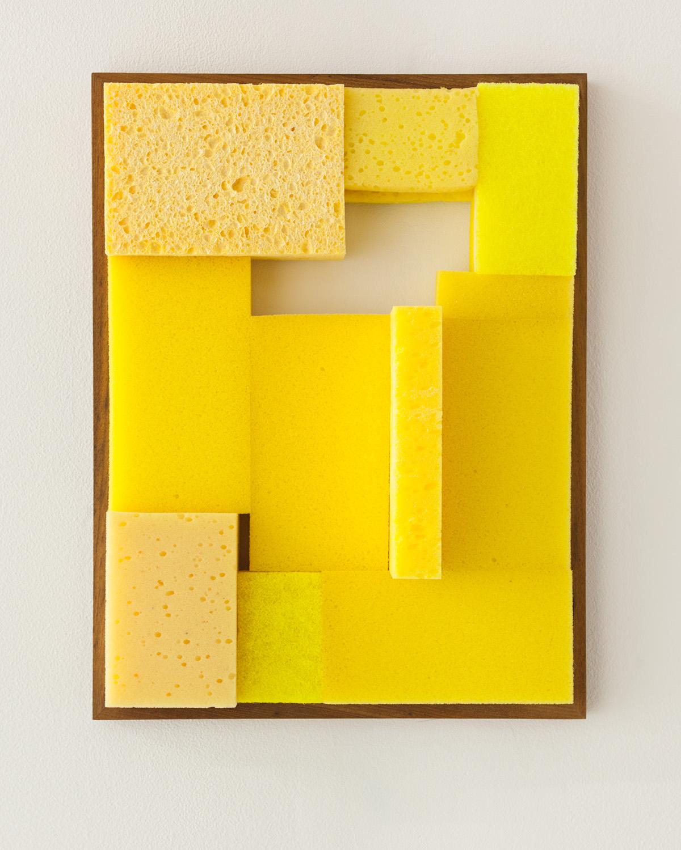 Marthe Elise Stramrud - Sponge Relief - MELK 2014 - Installation view