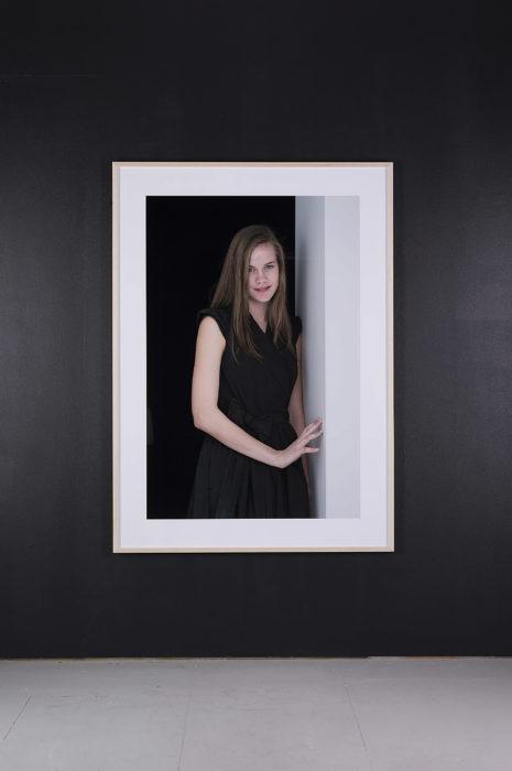 Morten Andenæs - Viktoria, 15, acts her age - 159 x 114 cm