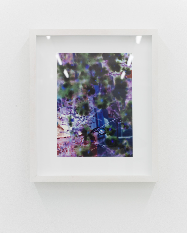 Nicholas Gottlund - Jemez Invert - 2012-2015 - C-print 21,6x15,9 cm image 30,5x25,5 cm sheet