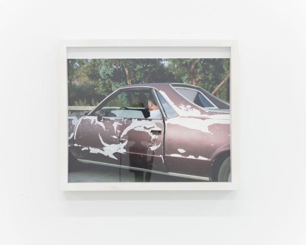 Nicholas Gottlund - 10 West - 2013 - C-print 30,5x22,9 cm image 30,5x25,5 cm sheet