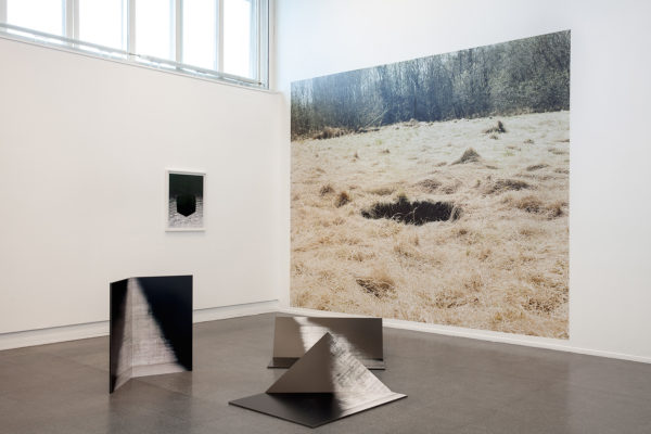 Dislocating Surfaces curated for Kunstnernes Hus Oslo 2016