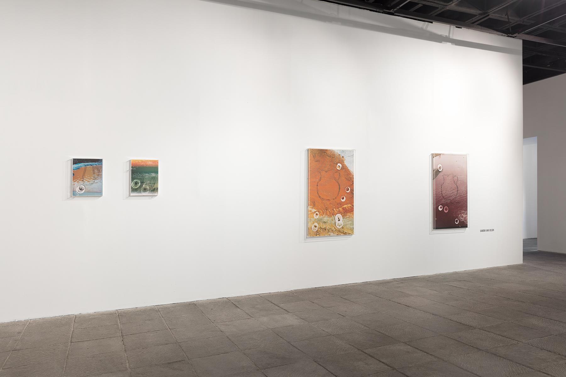Dislocating Surfaces at Centro Nacional de las Artes CENART, Mexico City.