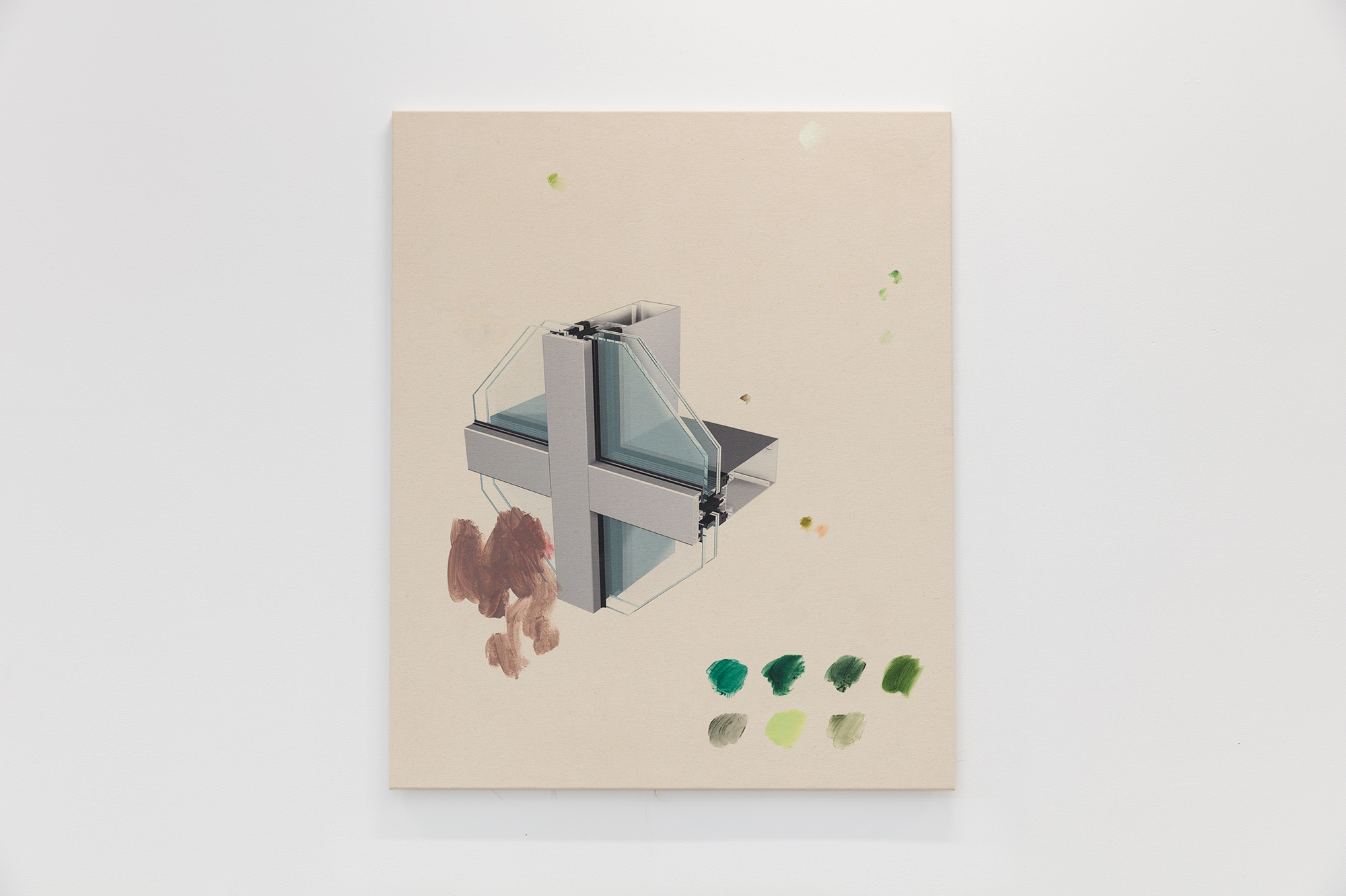 Ole Martin Lund Bø at Golsa, curated by MELK 2018