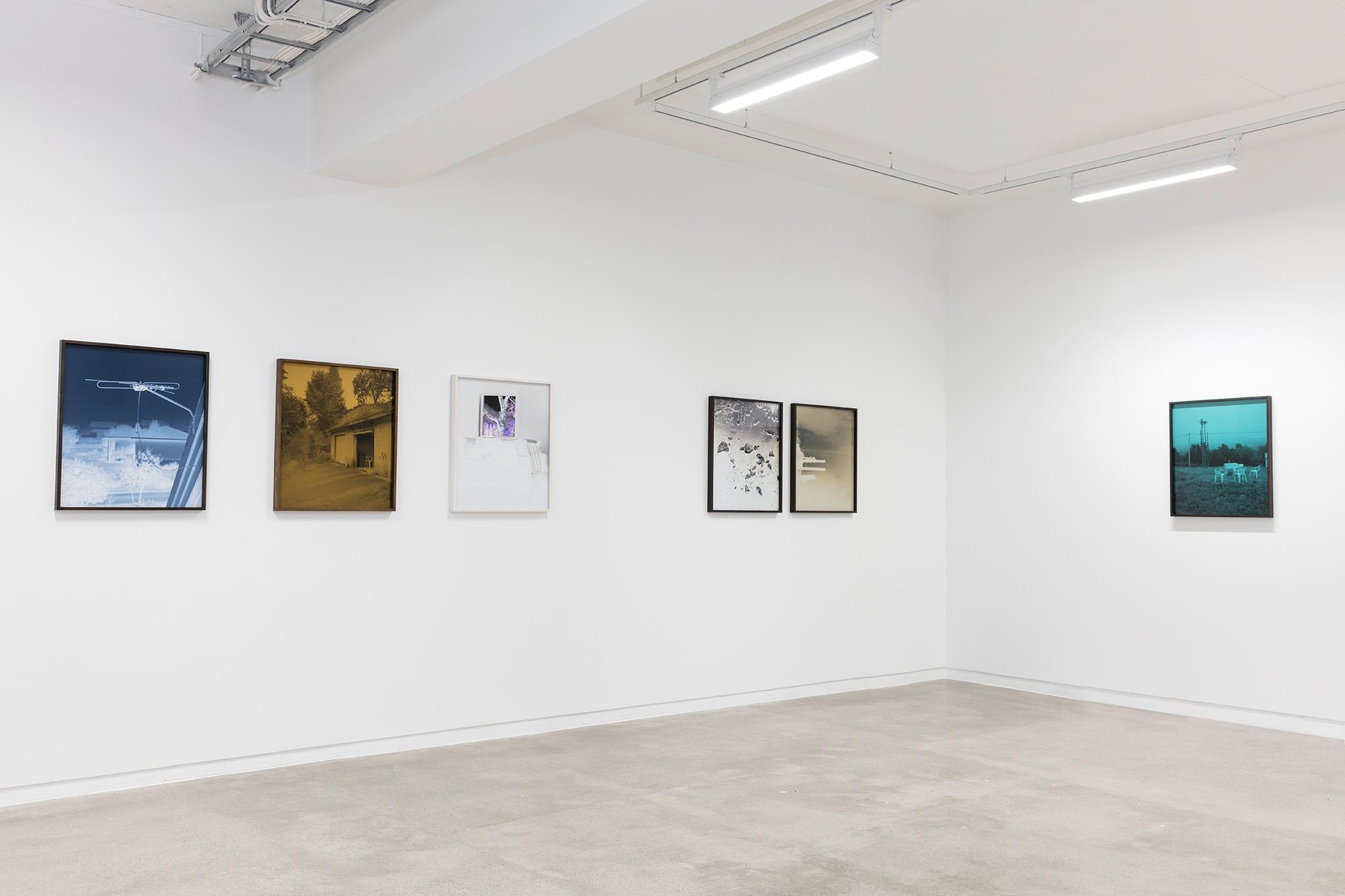 Linn Pedersen at Golsa, curated by MELK 2018