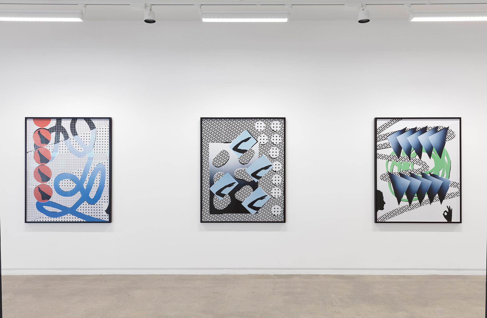 Hannah Whitaker at Golsa, curated by MELK 2018