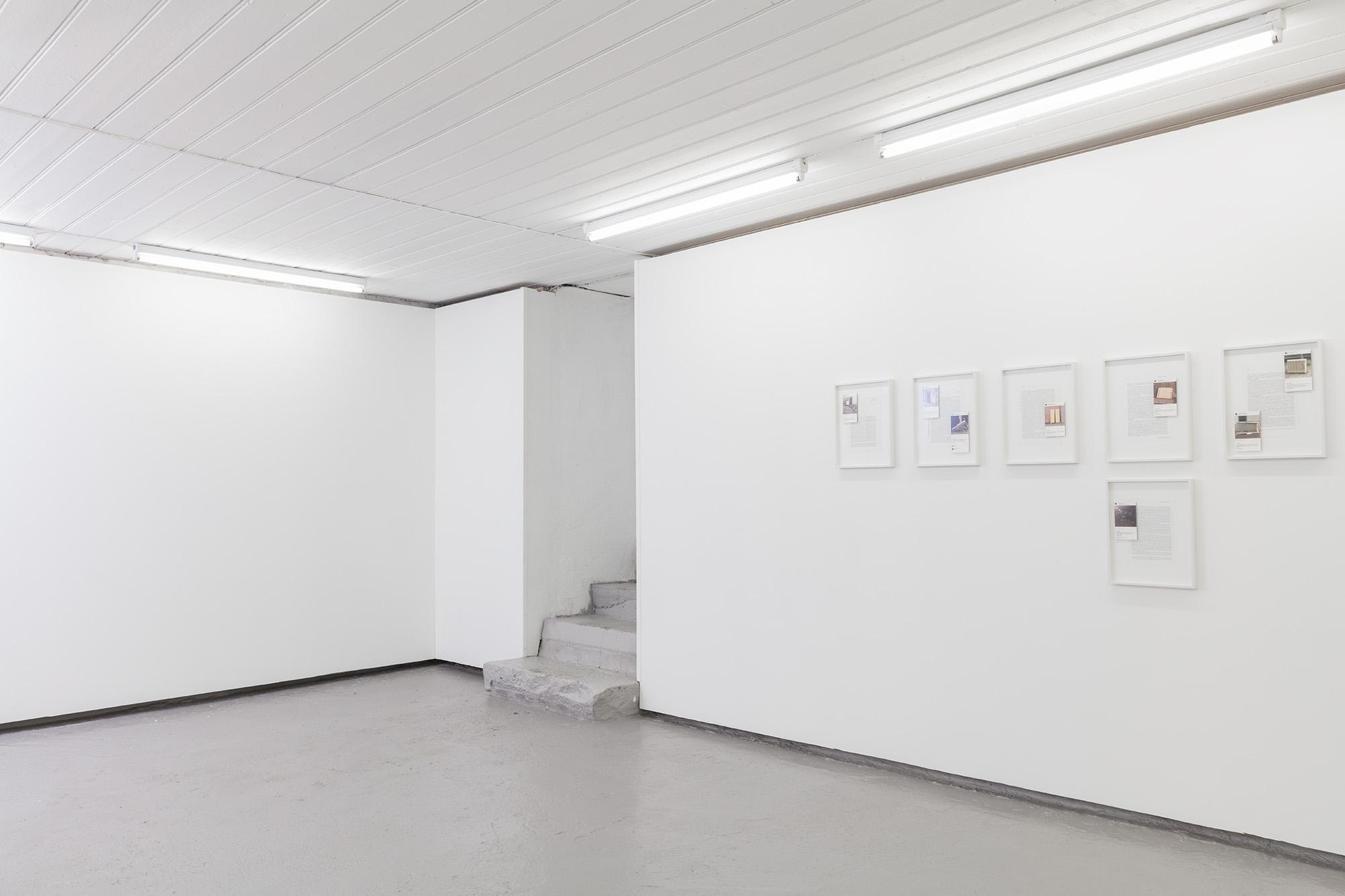 Sveinn Fannar Jóhannsson - Recent Works and Other Myths at MELK 2018