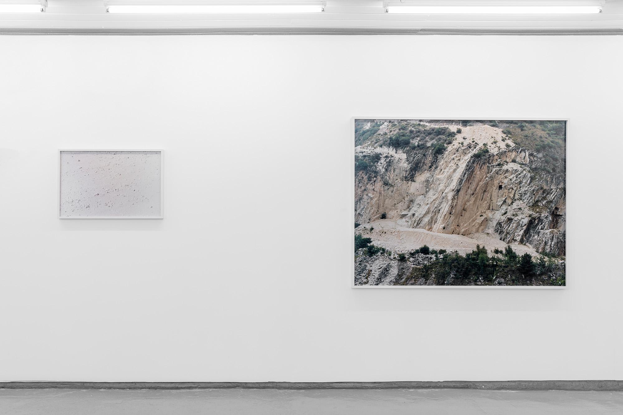 Kaja Leijon - White Dust - MELK - 2018