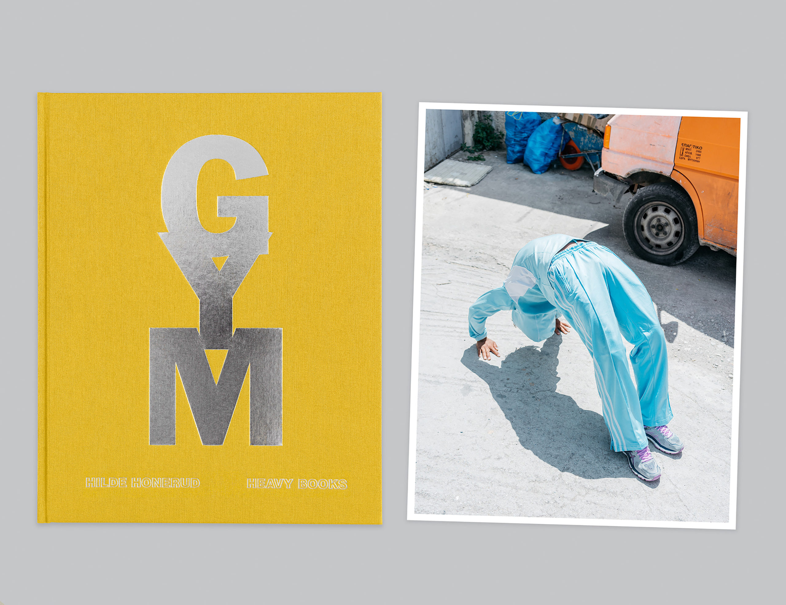 Hilde Honerud - GYM published by HEAVY Books